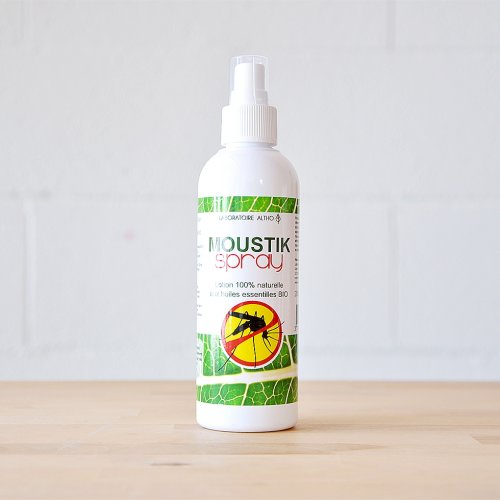 Spray antimosquitos 100% natural 200ml