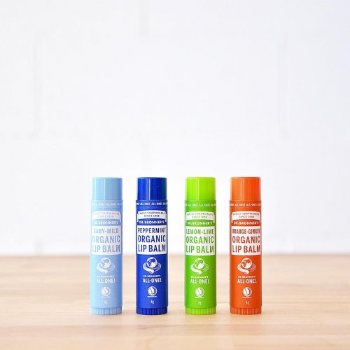 Balsamos Labiales 4grs DR. Bronner's
