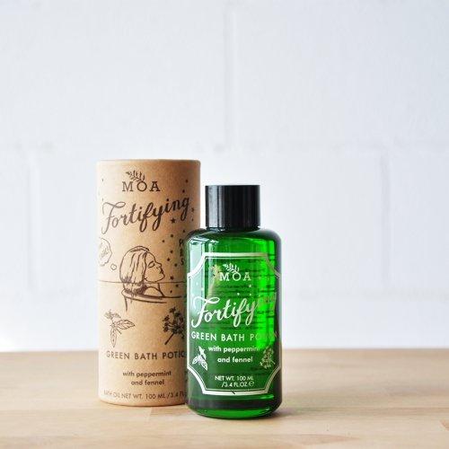 Aceite de baño con menta e hinojo 100ml MOA