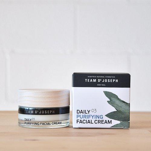 Crema facial purificante 50ml Dr Joseph