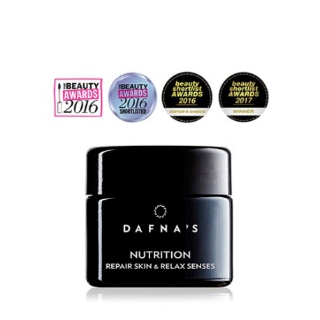 Crema Nutritiva y reparadora 50ml Dafna's