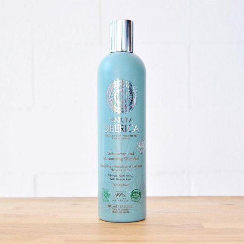 Champú volumen e hidratación 400ml Natura Siberica
