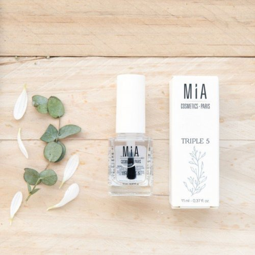 Tratamiento Regenerador uñas – TRIPLE 5 11ml Mia Laurens