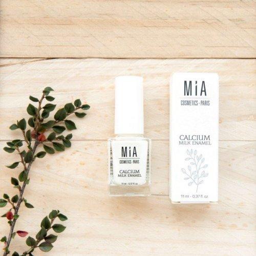 Crece Uñas Calcium Milk Enamel 11ml Mia Laurens