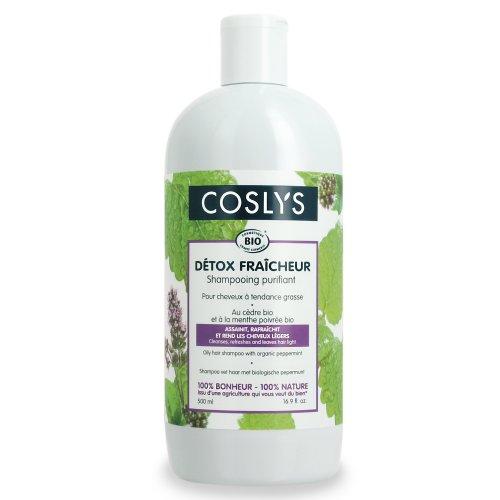 Champú purificante detox 500ml Coslys
