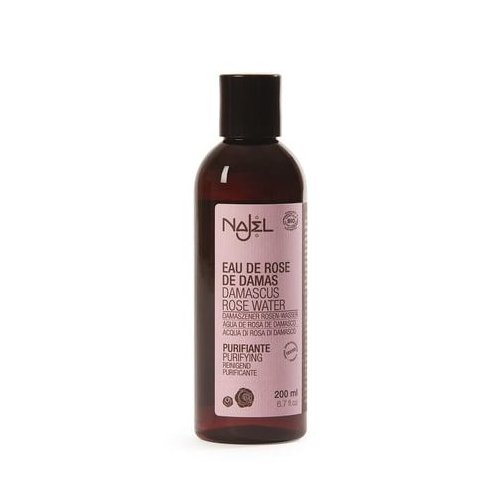 Agua de Rosa Damascena 200ml Najel