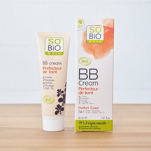 BB Cream Perfecteur Du Teint So'Bio Etic