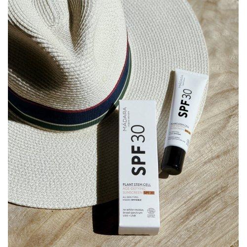 Crema Solar Antioxidante SPF30 Madara
