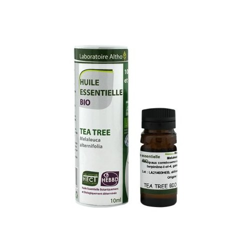 Aceite de Árbol de Laboratorio Altho
