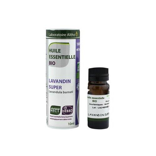 Aceite Esencial de Lavandín Bio Altho