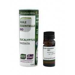 Aceite Esencial de Eucalipto Bio Altho