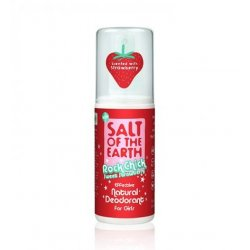 Desodorante Infantil de Fresa Salt Of Earth