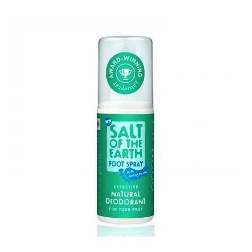Desodorante de Pies Salt Of Earth