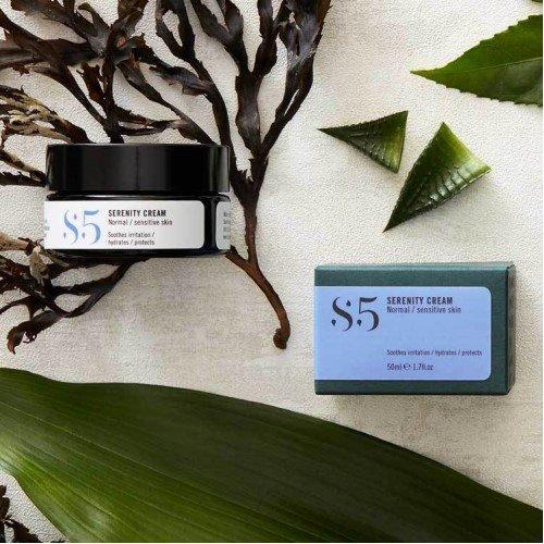 Fluido Crema Calm Piel Sensible S5 Skincare