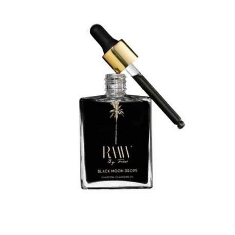 Black Moon Drops Cleansing Oil Raaw By Trice