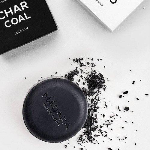 Jabón Detox Charcoal Mádara