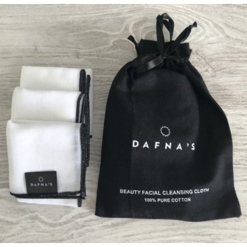 Beauty Facial Cleansing Cloth Dafna's