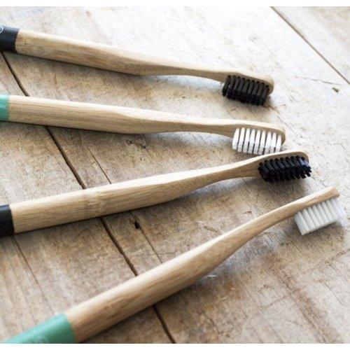 Cepillos de Dientes de Bambú Biodegradable Georganics