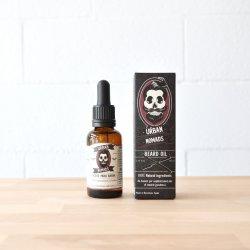 Aceite para la Barba Urban Nomads