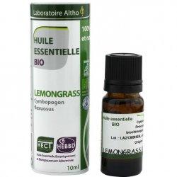 Aceite Esencial de Lemongrass Bio Belsans