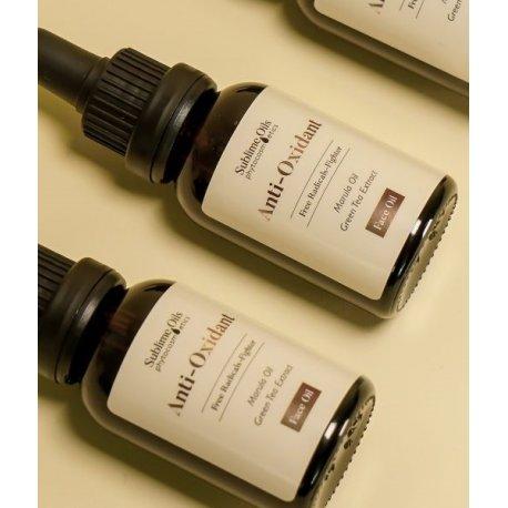 AF Antioxidante – Antipoluciòn Sublime Oils