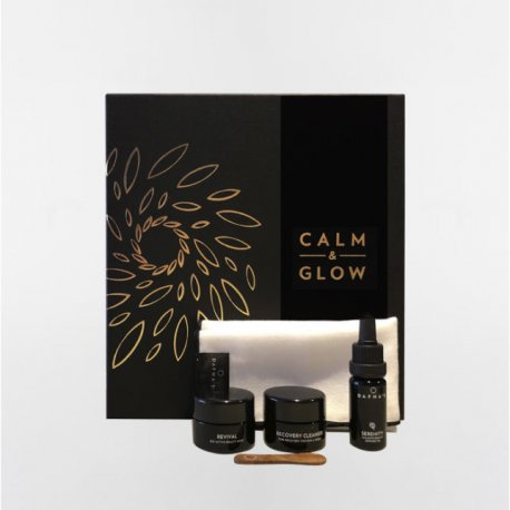 Calm and Glow Pack Dafna's Skincare