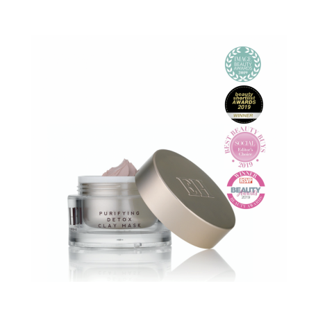Purifying Pink Clay Mask Emma Hardie