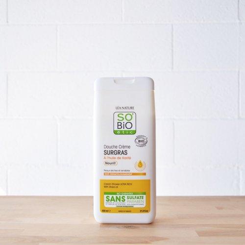 Gel ducha nutritivo So' Bio Etic 650ml