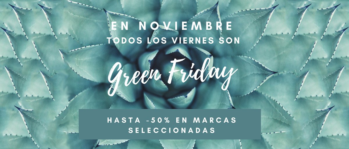 Banner Black Friday cada viernes