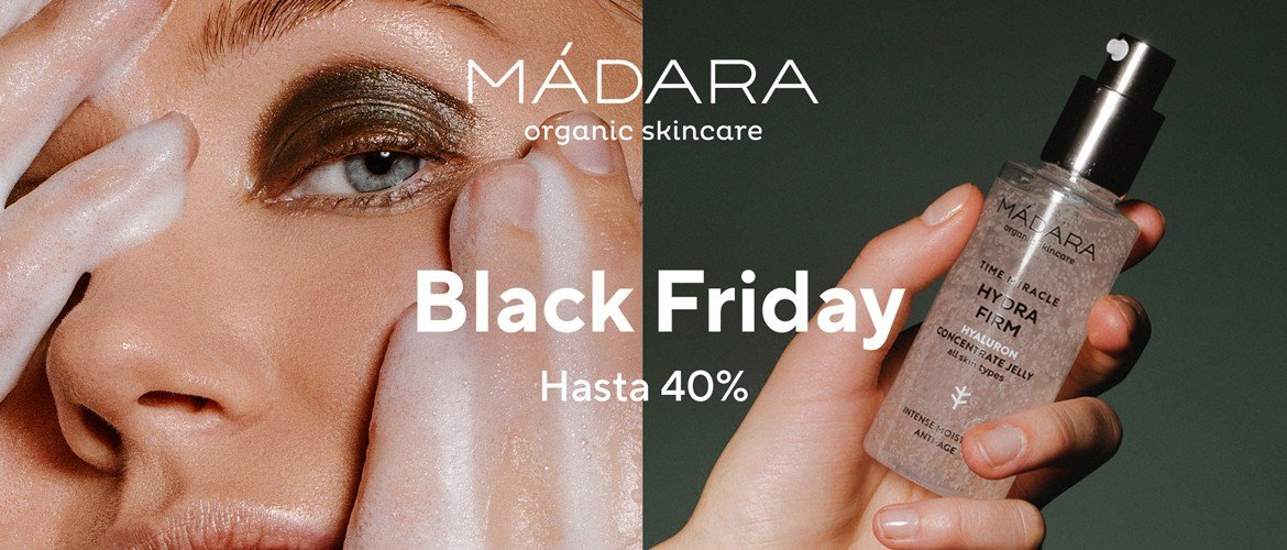 MADARA BLACK FRIDAY HASTA 40% DTO